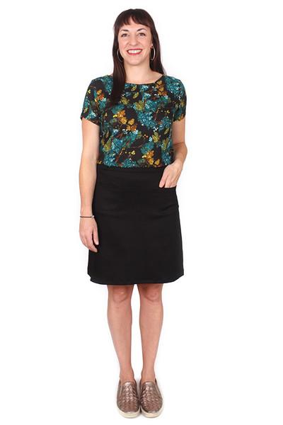 Kenzi Skirt Black.