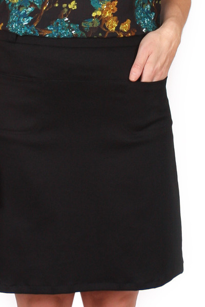 Kenzi Skirt Black.