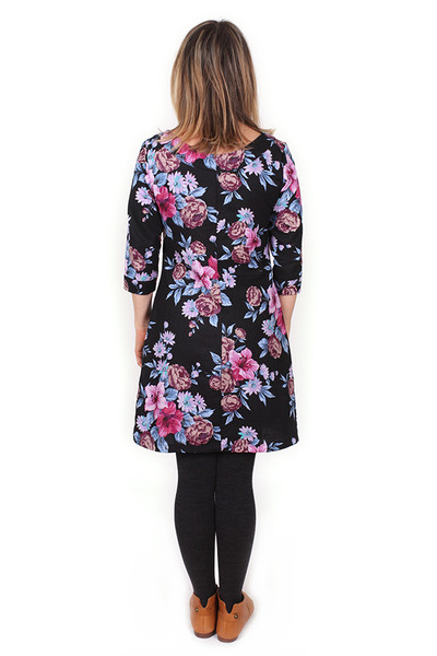 Penelope Autumn Dress OW Elaine - LUCKY LAST ONE LEFT - XL