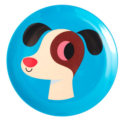 OMM Design - Dog Plate