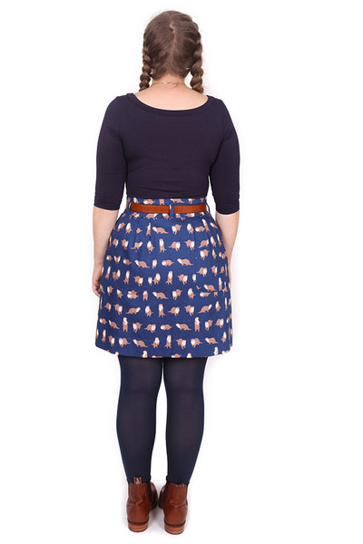 Jeanie Skirt Otters