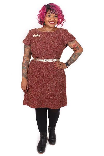 Every Body Penelope Dress Robin Hood