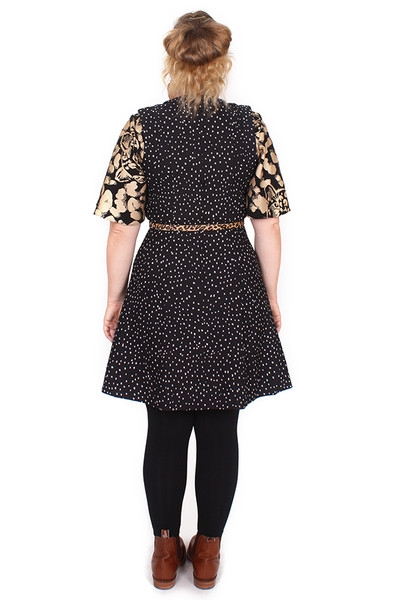 Queenie Dress 101 Spots