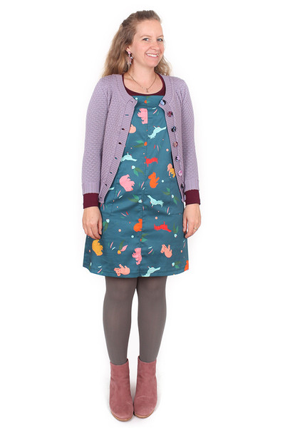 Every Body Clementine Cardi Lavender