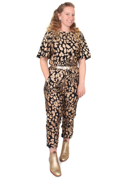 Every Day Peta Pant Leopards