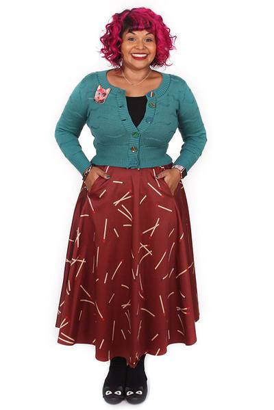 Every Body Valentina Skirt Perfect Match