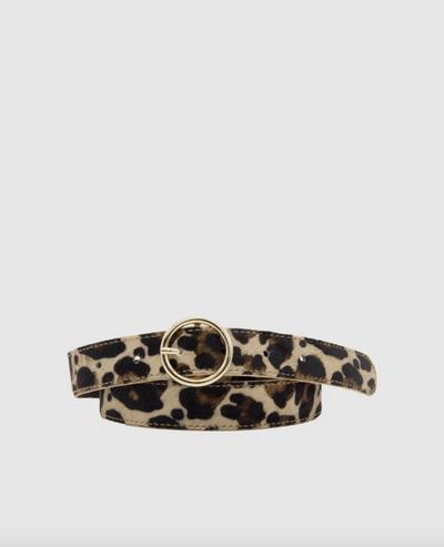 Leopard Belt.