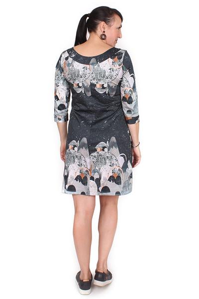 EB Penelope Dress Autumn Moonscape