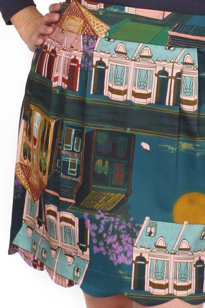 Sunset Skirt Terraces Day