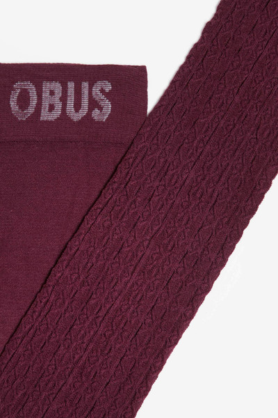 Obus Fig Stockings Cotton