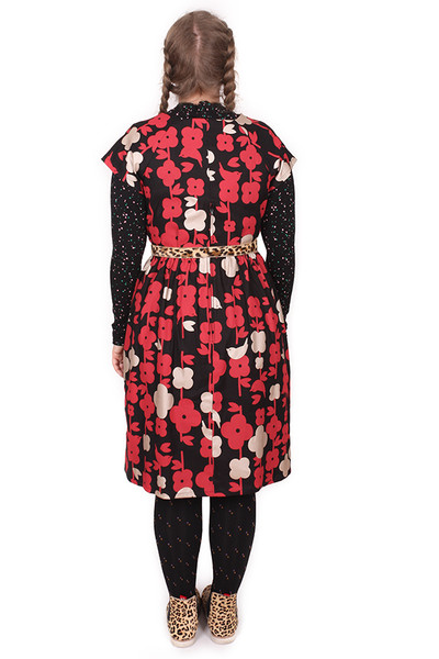 Every Body Nigella Dress Folk Floral