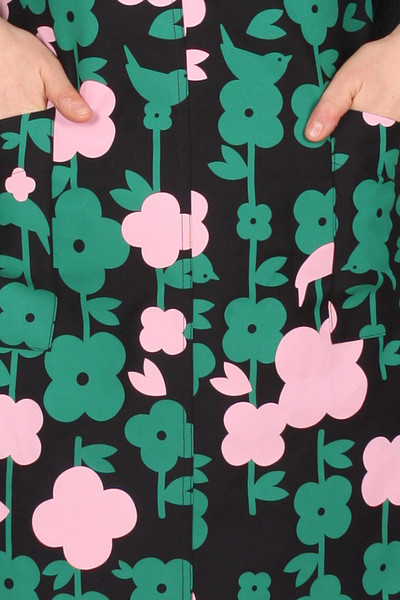 Every Body Petra Pinafore Folk Floral