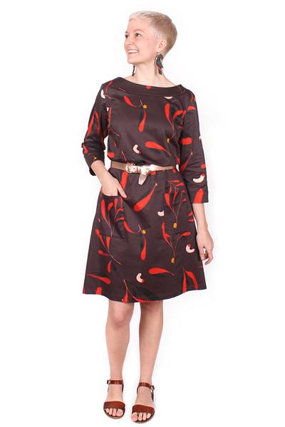 EB Penelope Dress Witchetty Hour