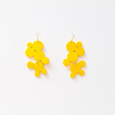 Wattle Earrings Y