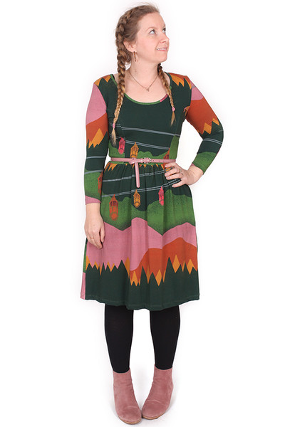 EB Jenny Dress Alpine Adventure