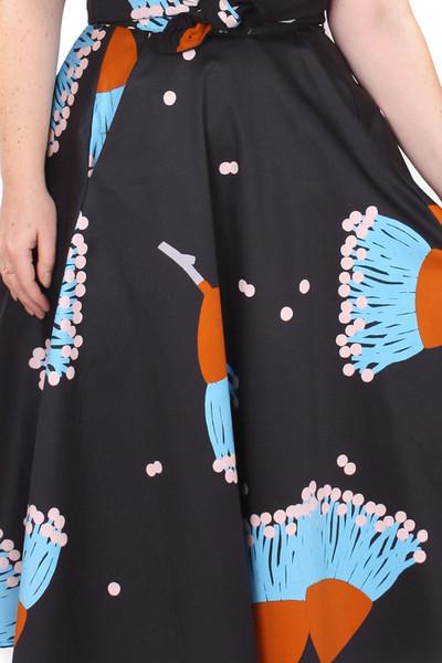 EB Valentina Skirt Gum Blossom