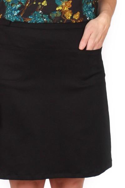Every Body Kenzi Skirt Black