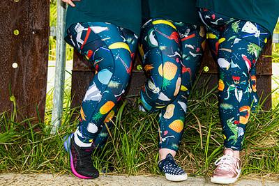 Every Body Active Lane Leggings Big Aussie Rd Trip