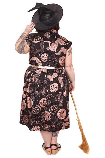 Every Body Trixie Dress Salem Nights