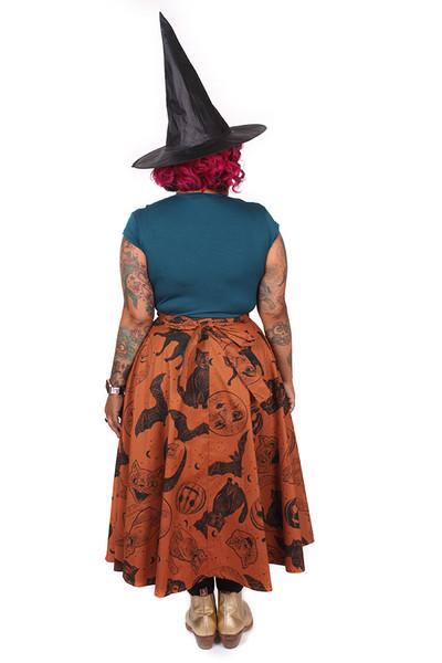 Every Body Valentina Skirt Salem Nights