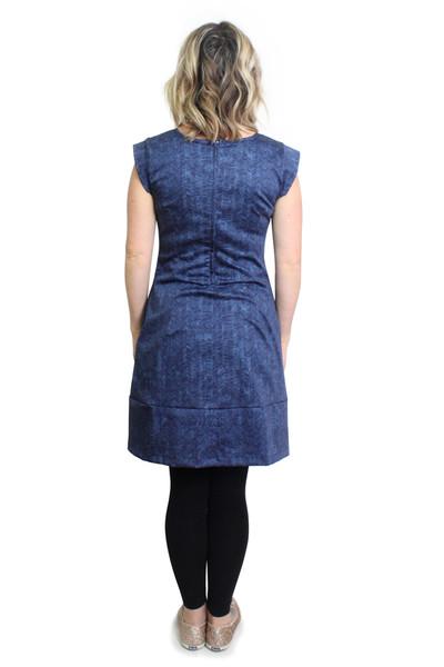 Cadet Dress Opening Lines Blue