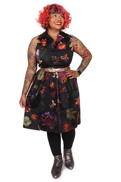 Every Body Dolly Dress Botanist