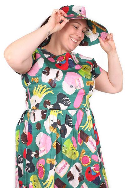Vicky Visor Birdy Allsorts.