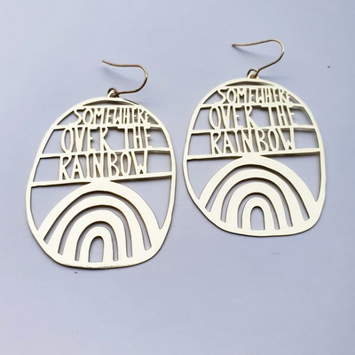 Somewhere Over the Rainbow Dangles