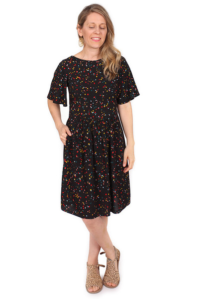 Every Body Evelyn Dress Funfetti