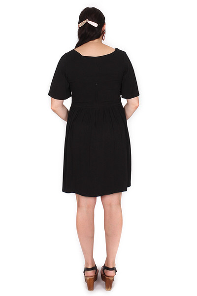Every Body Evelyn Dress Black Night