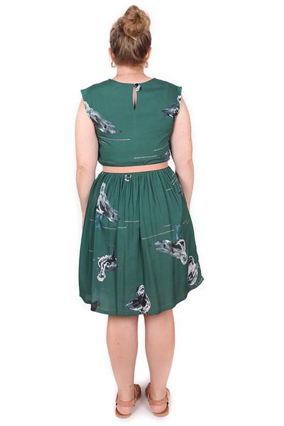 Every Body Edie Dress Seagulls