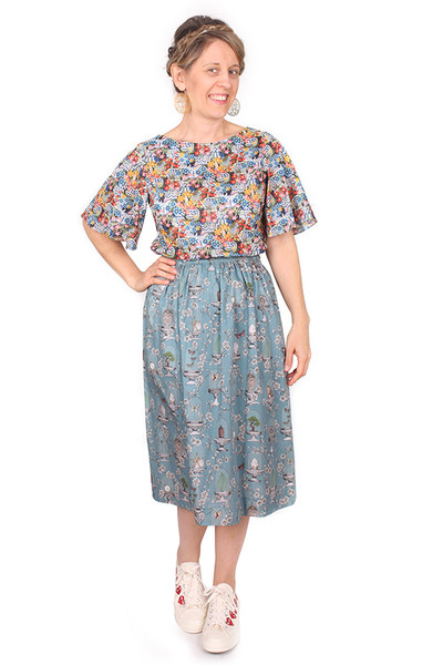 EB Ella Skirt The Collector Liberty