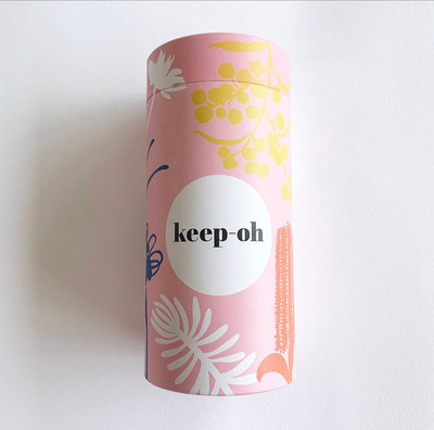Keep Os Posie Rose Frill