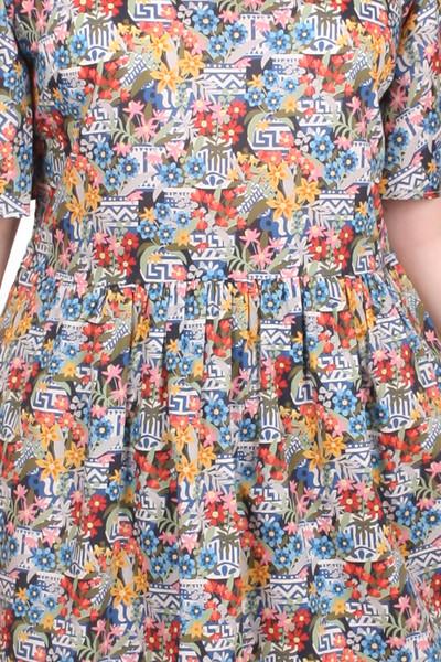 EB Evelyn Dress Antonia Liberty