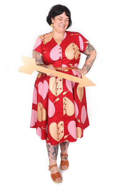 EB Saski Dress Heartbreak High