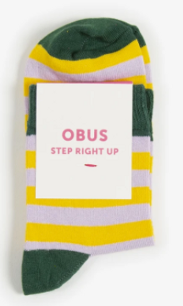 Yellow Bells Short Sock