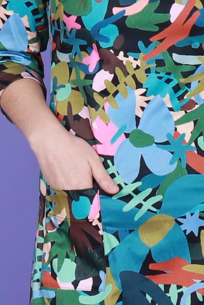 Penelope Dress Garden Tale