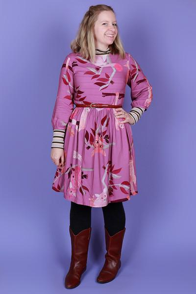 Edie Dress Winter Possum Magic