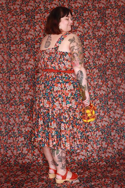 Rayna Dress Primrose Floral PRE ORDER