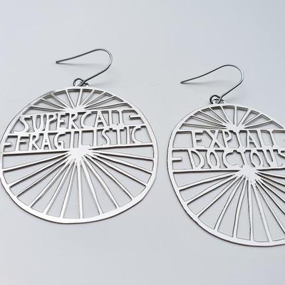 Supercali Dangles in Silver