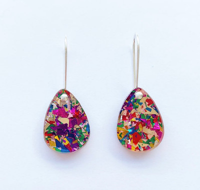 Baby Drop Earrings Fiesta