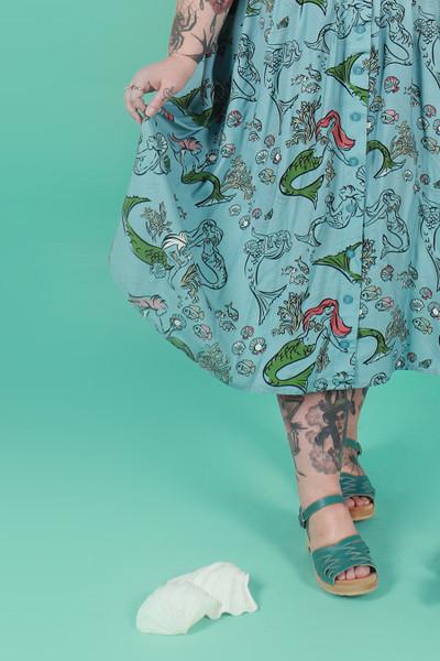 Saski Dress Mermaids