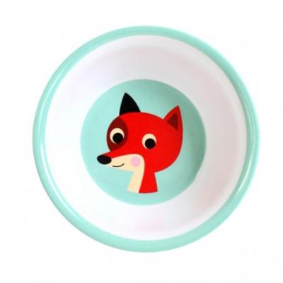 Omm Design - Mint Fox Bowl