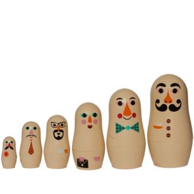 OMM Design - Family Nesting Dolls
