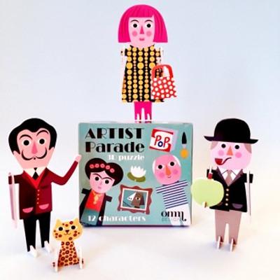 Artists Parade.