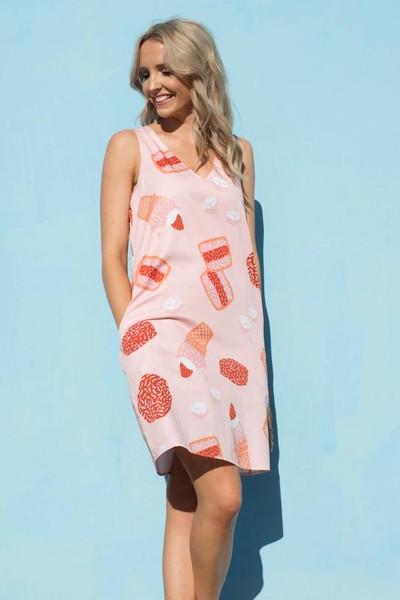 Sweeties dress.