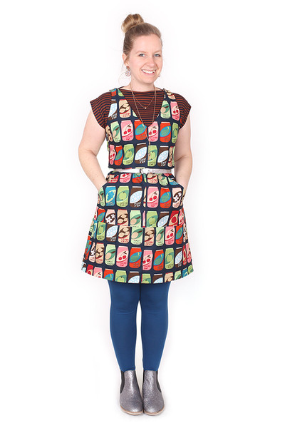 Priya Pinafore Soda Pop