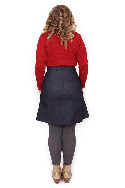 Every Day Kelly Skirt