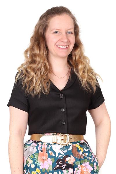 Nell Shirt Black Linen