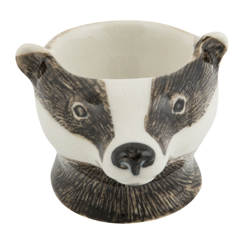 Badger Face Egg Cup.